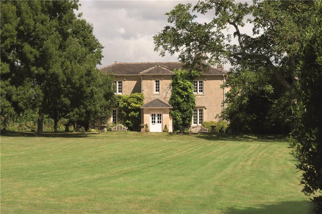 5 Bedrooms Farm House Character Property for sale in Bradford Leigh, Bradford-on-Avon, Wiltshire, BA15