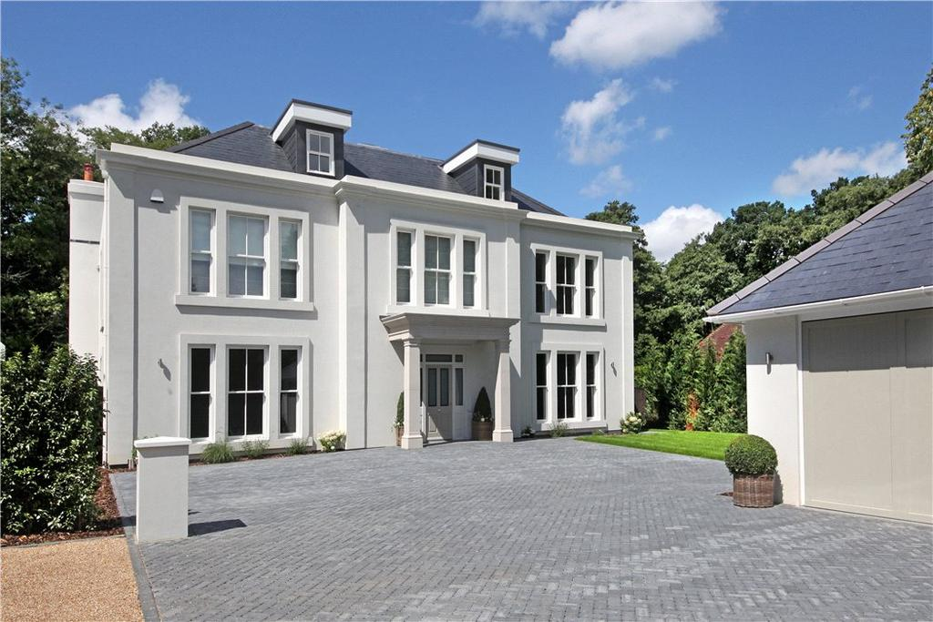 6 Bedrooms Detached House for sale in Copsem Lane, Oxshott, Surrey, KT22