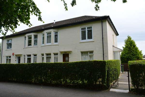 2 Bedrooms Flat for sale in 17 Athelstane Road, Knightswood, Glasgow, G13 3NX