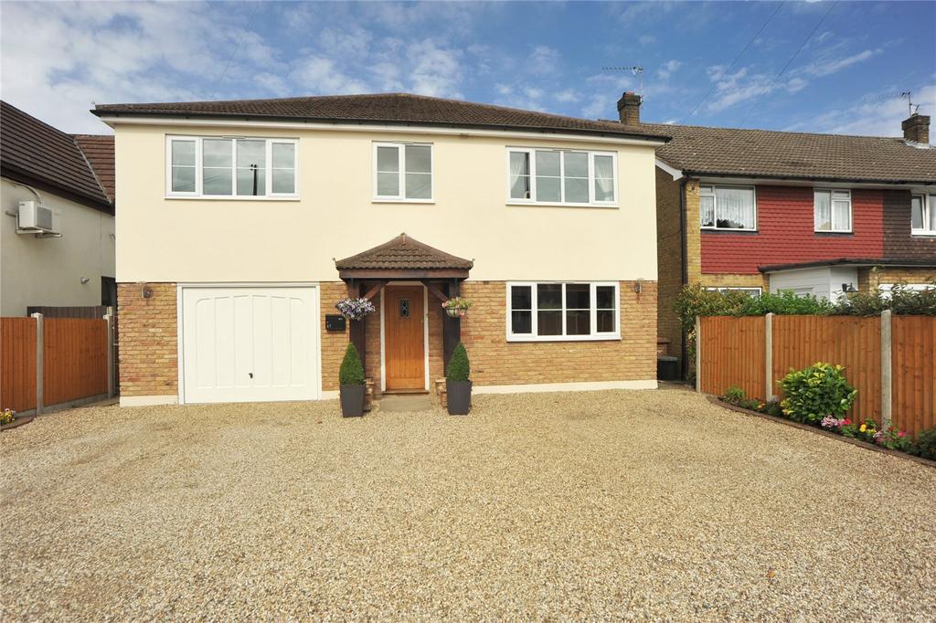 5 Bedrooms Detached House for sale in Harpers Lane, Doddinghurst, Brentwood, Essex, CM15