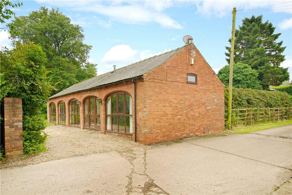 2 Bedrooms Unique Property for sale in Naseby Road, Haselbech, Northamptonshire