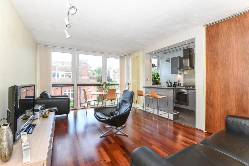 1 Bedroom Flat for sale in Coolhurst Road, Crouch End