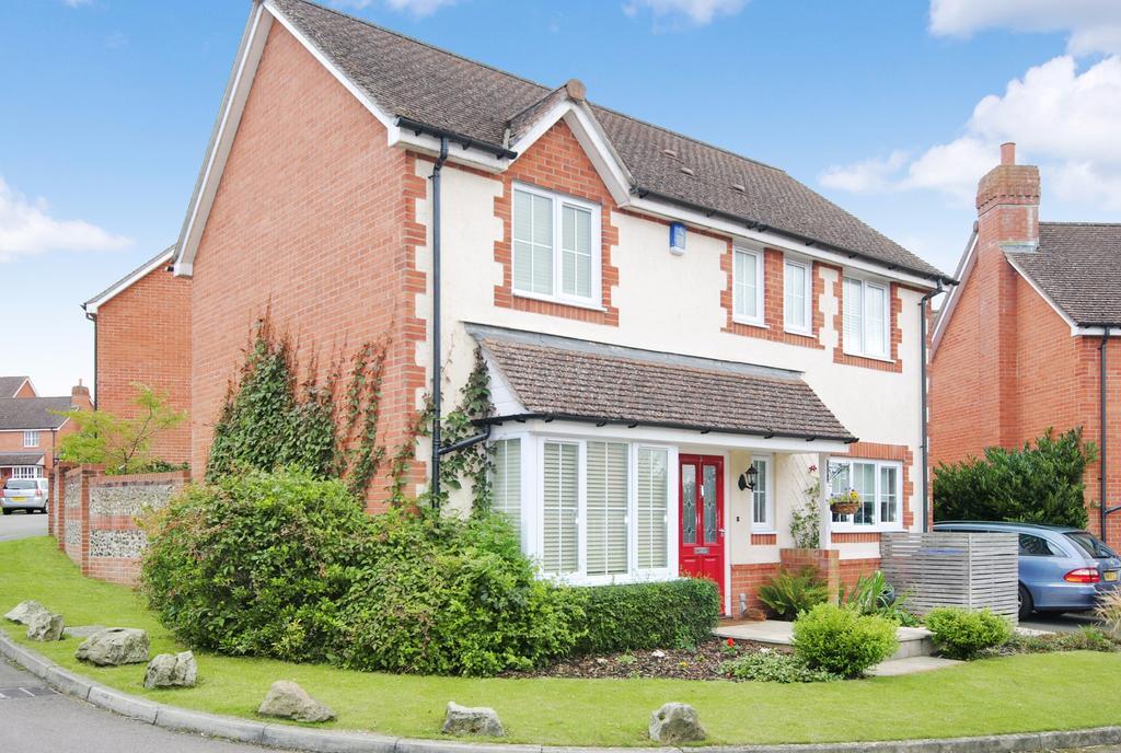 3 Bedrooms Detached House for sale in Amesbury, Salisbury