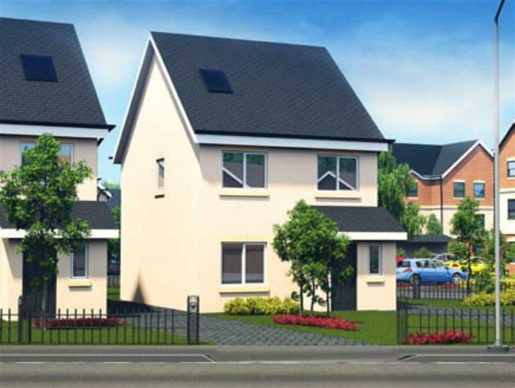 4 Bedrooms Detached House for sale in The Park, Plot 3, 46, Gatis Street, Whitmore Reans, Wolverhampton, WV6