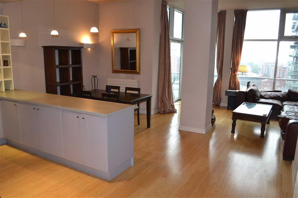 2 Bedrooms Apartment Flat for rent in Century Buildings, Deansgate, Manchester, M3
