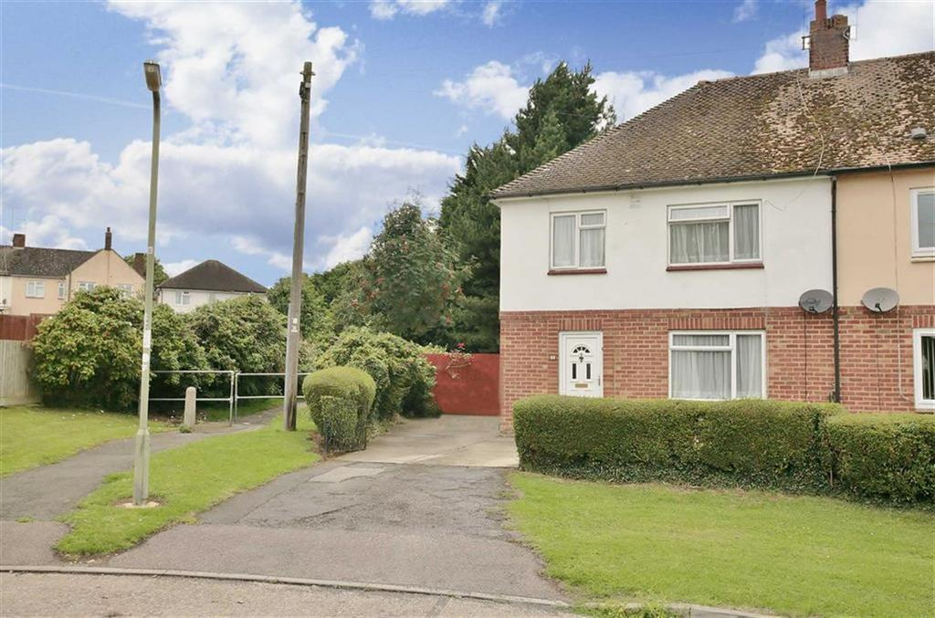 3 Bedrooms Semi Detached House for sale in Cherry Road, Banbury