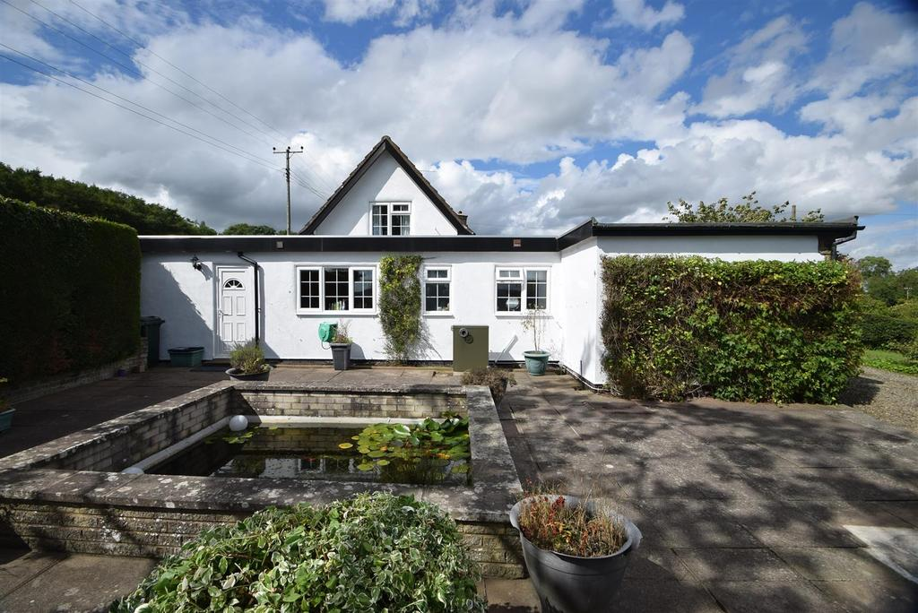 3 Bedrooms Detached House for sale in Barleywood Cottage, Leamoor Common, Craven Arms SY7 8DN