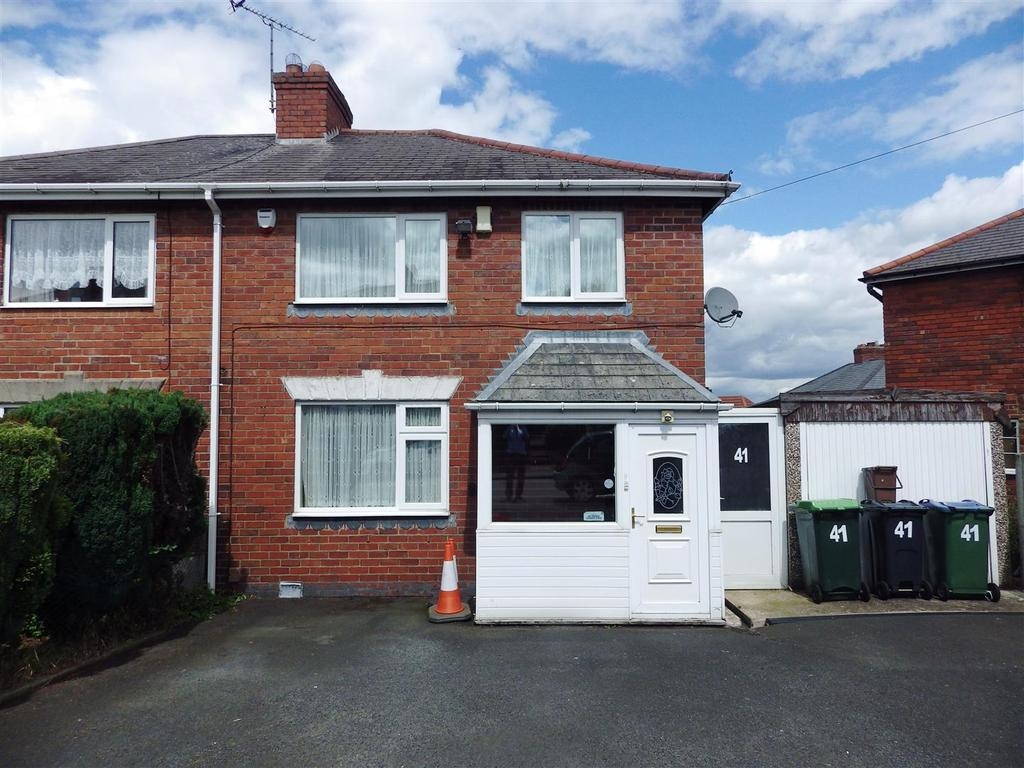 3 Bedrooms Semi Detached House for sale in Moore Crescent, Oldbury
