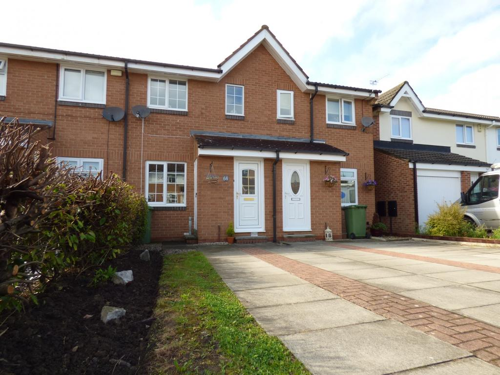 2 Bedrooms Semi Detached House for sale in Holburn Park, Stockton-On-Tees, TS19