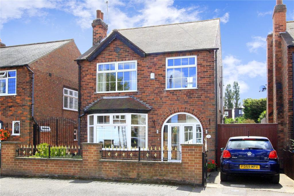 3 Bedrooms House for sale in Blake Road, West Bridgford, Nottingham, NG2