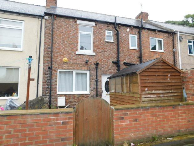2 Bedrooms Terraced House for sale in DAVISON TERRACE, SACRISTON, DURHAM CITY : VILLAGES WEST OF