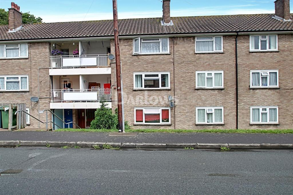 2 Bedrooms Flat for sale in Glastonbury Terrace, Llanrumney, Cardiff