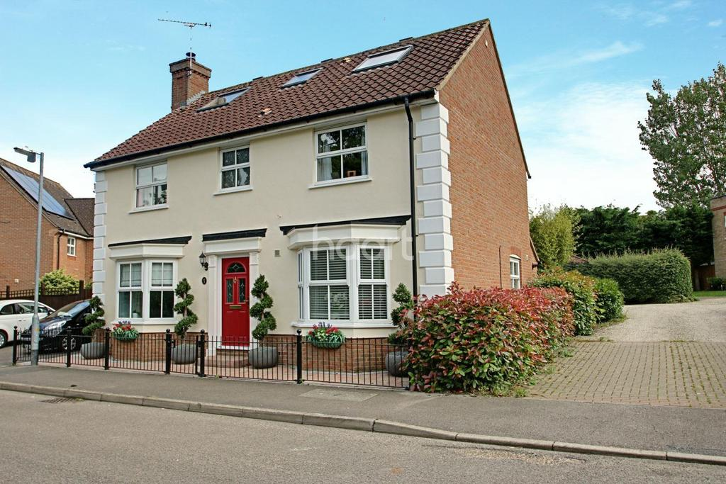 5 Bedrooms Detached House for sale in Church meadows