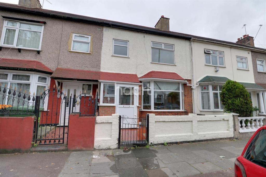 3 Bedrooms Terraced House for sale in Lonsdale Avenue, East Ham