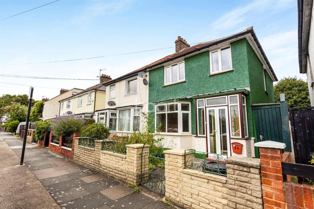 3 Bedrooms Semi Detached House for sale in Rogers Road, Tooting, SW17