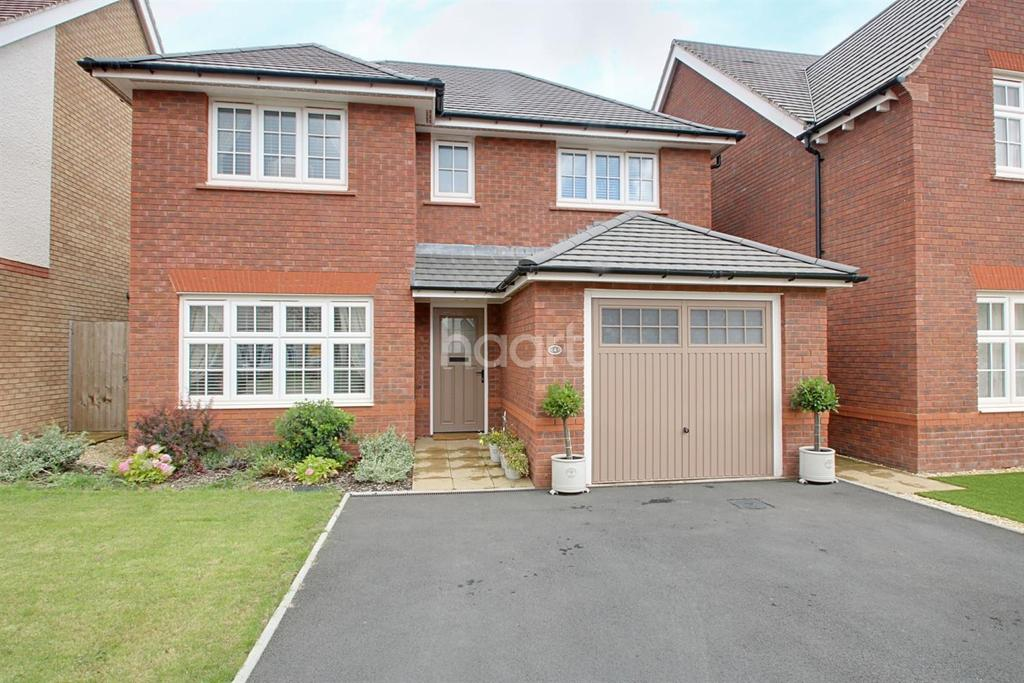 4 Bedrooms Detached House for sale in Tamar Valley Close, Mon Bank, Newport