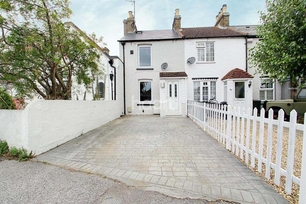 3 Bedrooms End Of Terrace House for sale in Northwood Road, Broadstairs, CT10