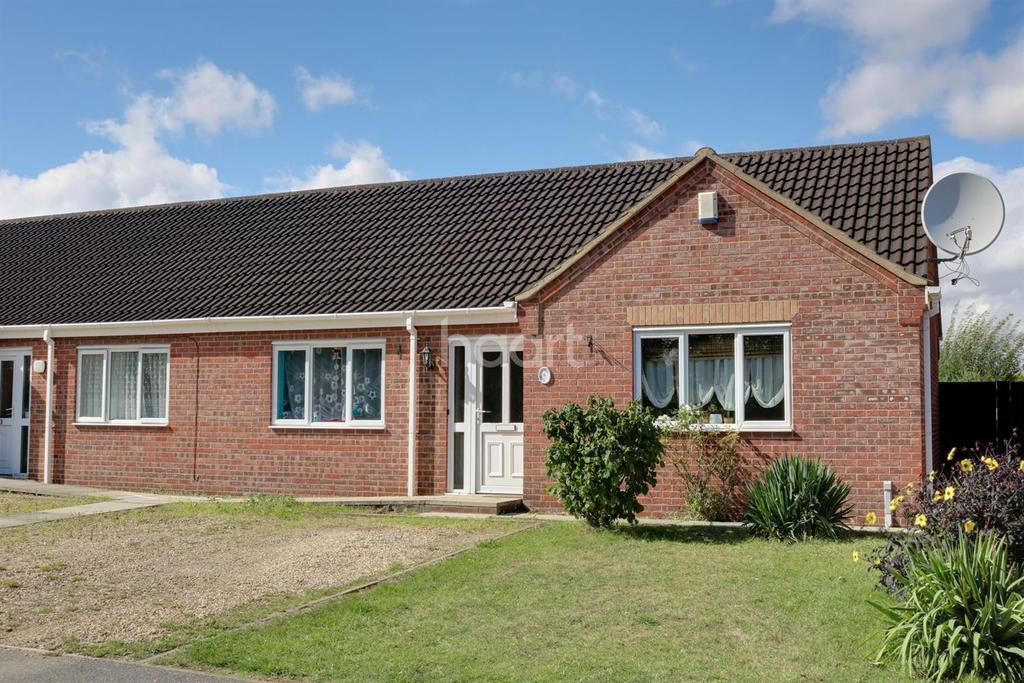 2 Bedrooms Bungalow for sale in Conference Way, Wisbech