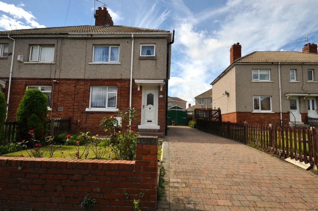 3 Bedrooms Semi Detached House for sale in Poplar Grove, Hollycarrside, Sunderland