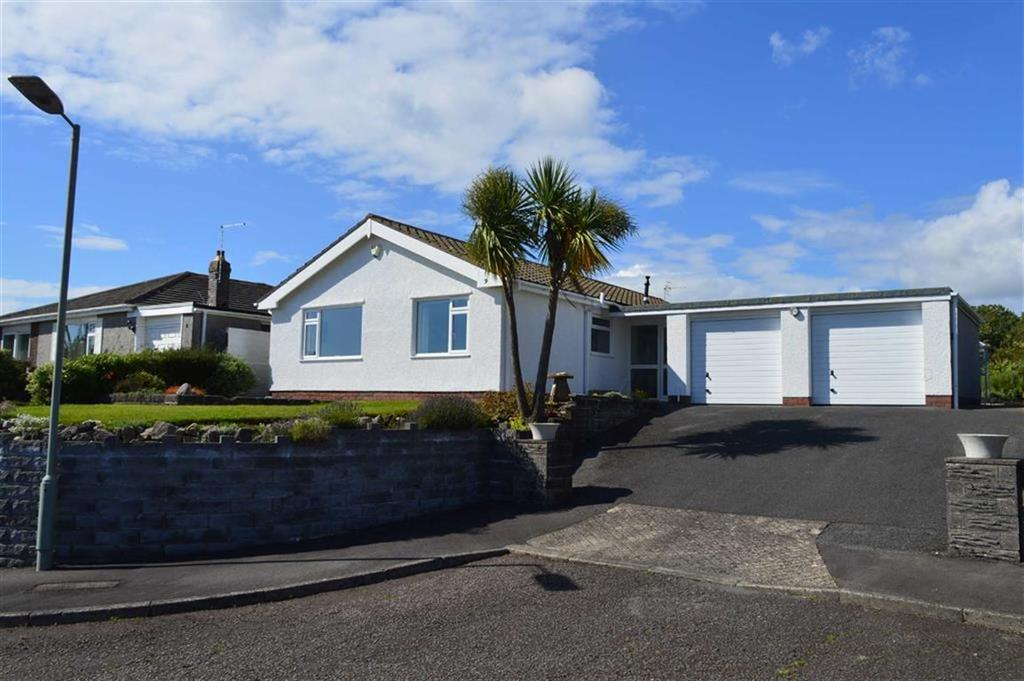 3 Bedrooms Detached Bungalow for sale in Hillcrest, Langland, Swansea