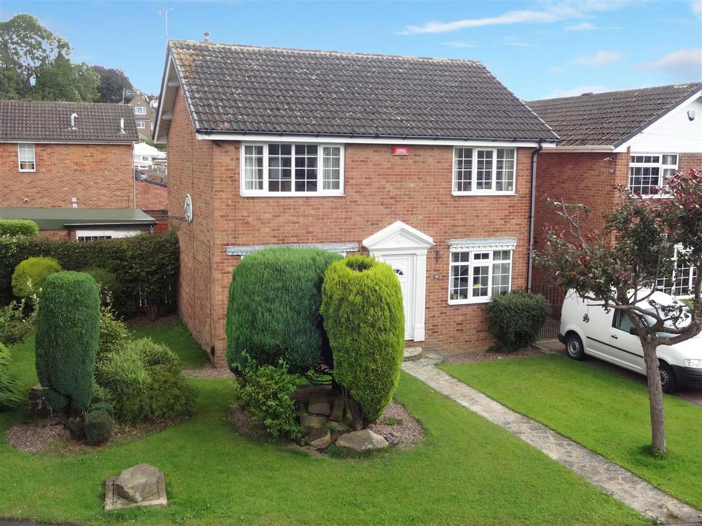 4 Bedrooms Detached House for sale in Cricketers Green, Yeadon, Leeds