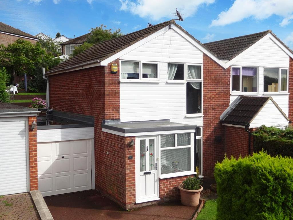 3 Bedrooms Semi Detached House for sale in Dale Park Close, Cookridge
