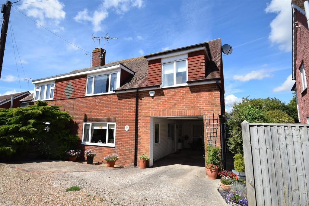 4 Bedrooms Semi Detached House for sale in Old Brickyard, Rye TN31