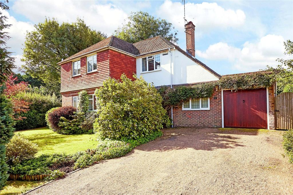 4 Bedrooms Detached House for sale in Oaklands Road, Groombridge, Tunbridge Wells, Kent, TN3