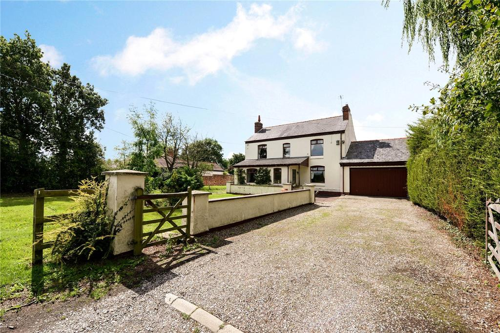 3 Bedrooms Detached House for sale in Grove Road, Mollington, Chester, CH1
