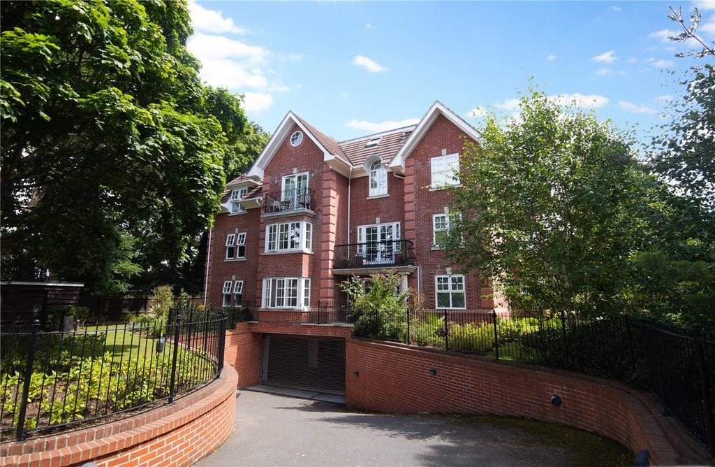 3 Bedrooms Penthouse Flat for sale in Cappella, 57 Haven Road, Poole, Dorset, BH13