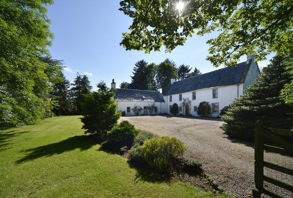 5 Bedrooms Detached House for sale in Meikle Kildrummie, Nairn, IV12