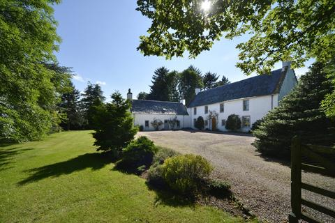 5 bedroom detached house for sale - Meikle Kildrummie, Delnies, Nairn, IV12