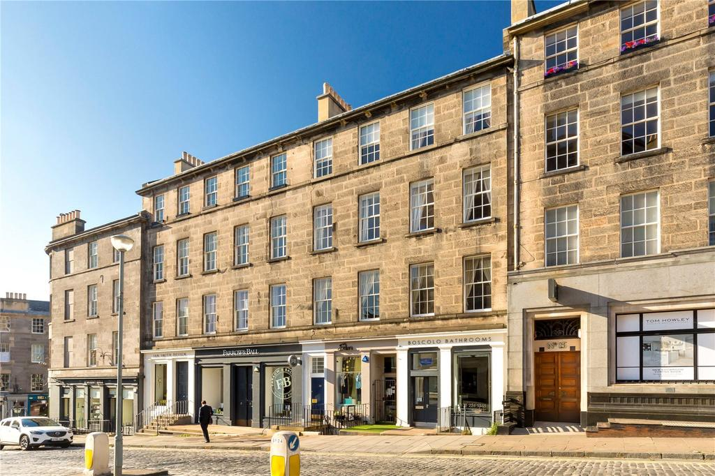 3 Bedrooms Flat for sale in 19 (1F1) North West Circus Place, Stockbridge, Edinburgh, EH3