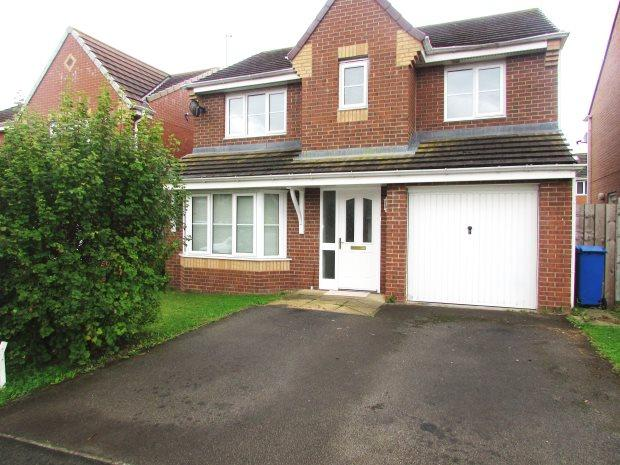 4 Bedrooms Detached House for sale in DOUGLAS WAY, MURTON, SEAHAM DISTRICT