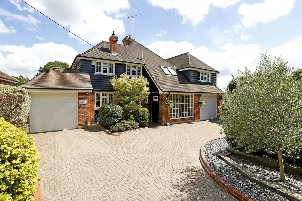 4 Bedrooms Detached House for sale in Horne Row, Danbury, Chelmsford, CM3