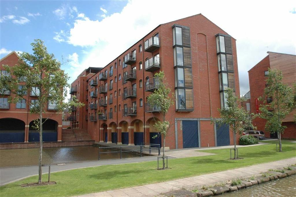 2 Bedrooms Apartment Flat for sale in Wharf View, Tower Wharf, Chester