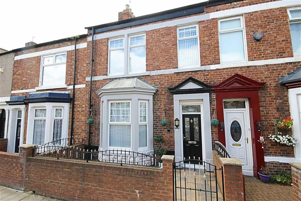 5 Bedrooms Terraced House for sale in Mortimer Road, South Shields, Tyne And Wear