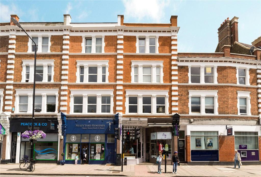 4 Bedrooms Flat for sale in High Street Mews, Wimbledon, London, SW19