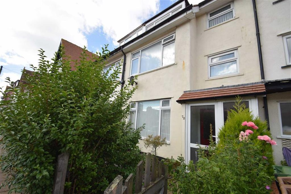 5 Bedrooms Terraced House for sale in New Burlington Road, Bridlington, East Yorkshire, YO15