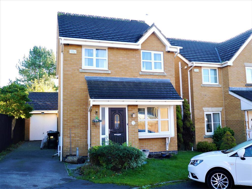 3 Bedrooms Detached House for sale in Knightsbridge Walk, Bierley, BD4 6ES