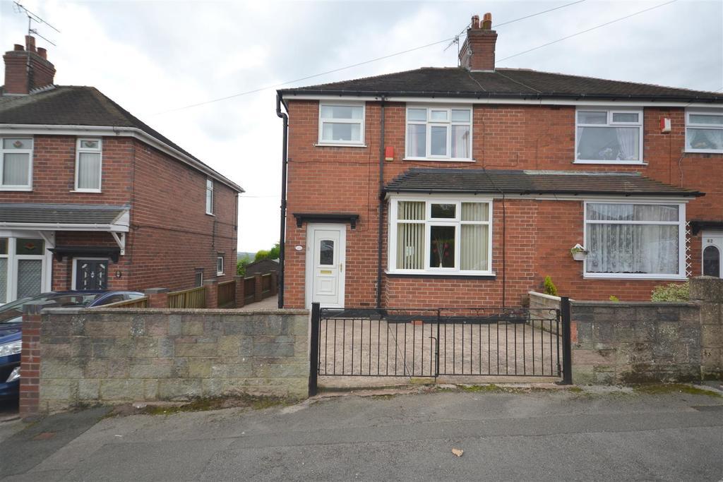 3 Bedrooms Semi Detached House for sale in Ellison Street, Wolstanton, Newcastle