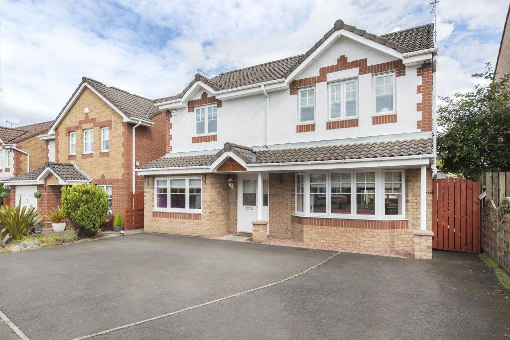 4 Bedrooms Detached Villa House for sale in 8 Wallace Wynd, Cambuslang, Glasgow, G72 8SE