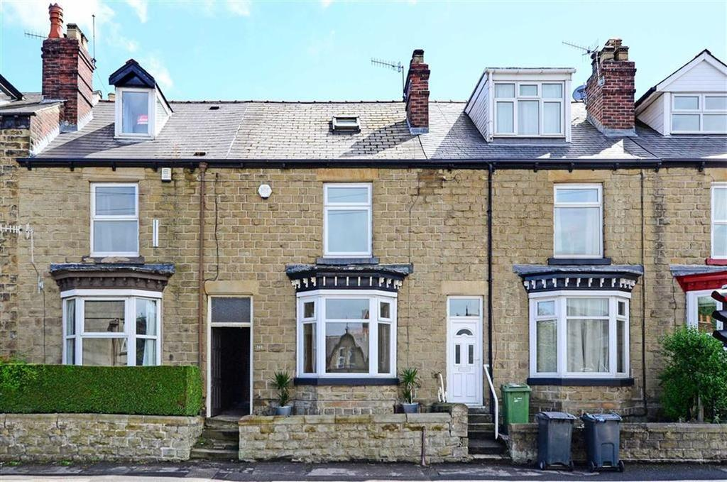 3 Bedrooms Terraced House for sale in 341, Psalter Lane, Sheffield, S11