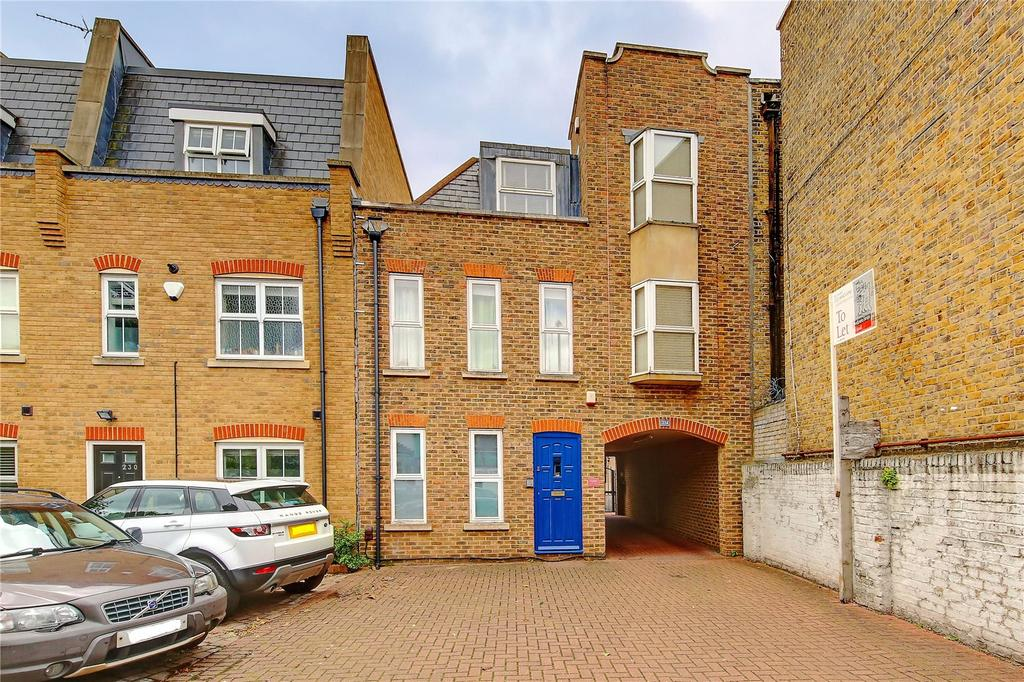 2 Bedrooms Flat for sale in Acton Lane, London, W4