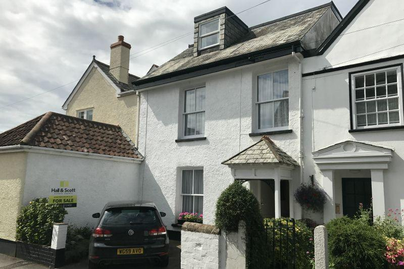 4 Bedrooms House for sale in MONMOUTH STREET, TOPSHAM, NR EXETER, DEVON