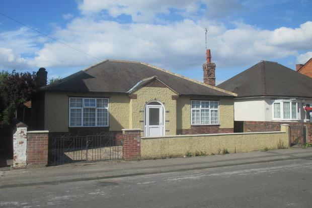2 Bedrooms Detached Bungalow for sale in Northwood Street, Stapleford, Nottingham, NG9