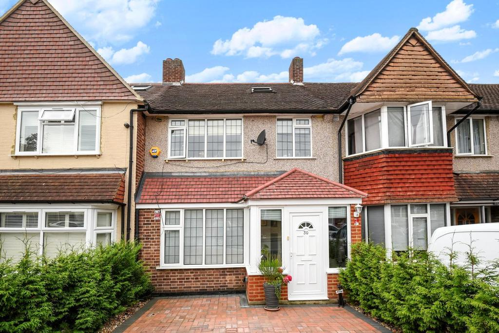 4 Bedrooms Terraced House for sale in Bosbury Road, Catford