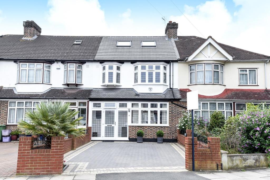 4 Bedrooms Terraced House for sale in Buckleigh Avenue, Wimbledon