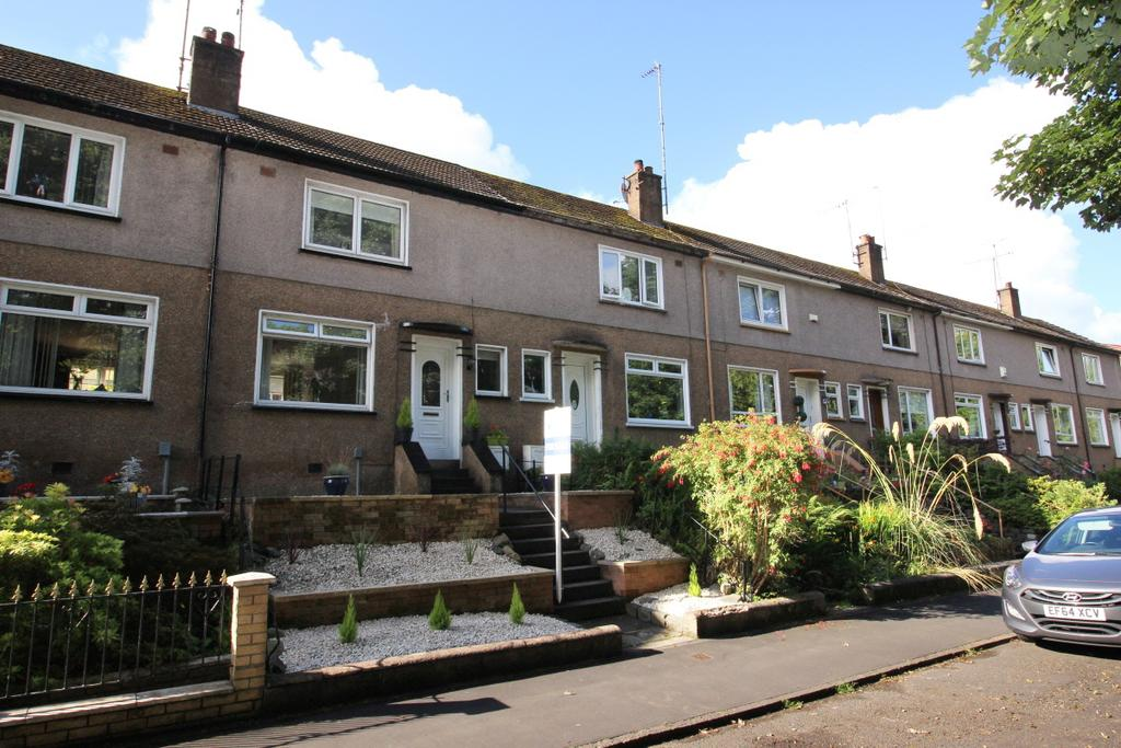2 Bedrooms Terraced House for sale in 30 Glen Road, Old Kilpatrick, G60 5DQ