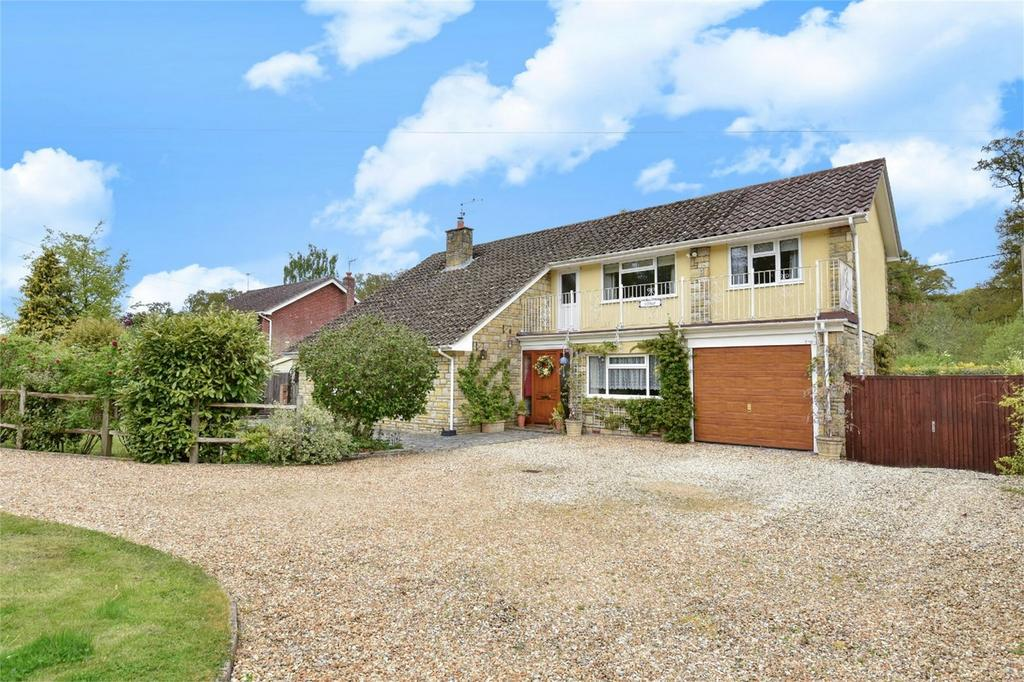 4 Bedrooms Detached House for sale in Frith End, Hampshire